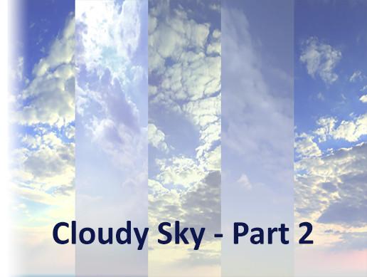 Cloudy Sky - Part 2