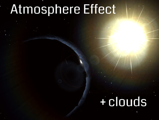 Planet Atmosphere and Clouds