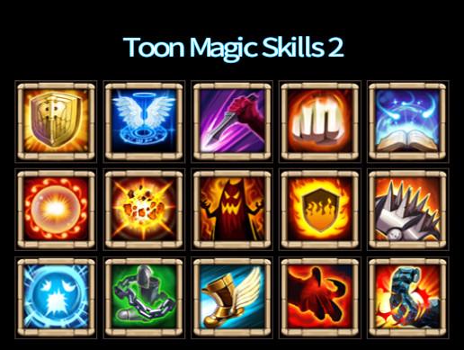 Toon Magic Skills 2