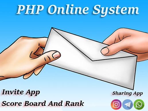 PHP Online System