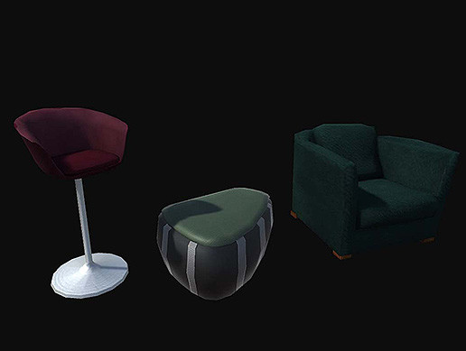 Chair collection #1
