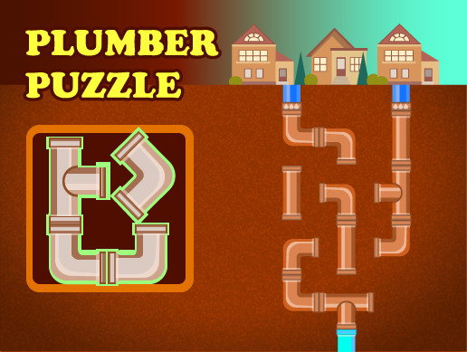 Connect Pipes: Plumber Puzzle - Asset Store