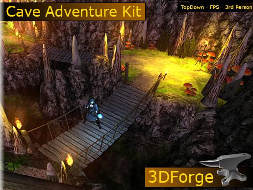 Cave Adventure Kit