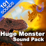 Huge Monster Sounds Pack