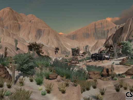 Moab Terrain