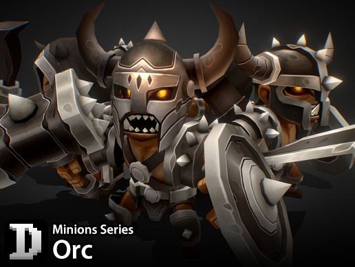 Minions Series - Orc