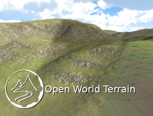 Open World Terrain