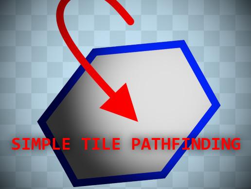 Simple Tile Pathfinding