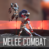 Third Person Controller - Melee Combat Template