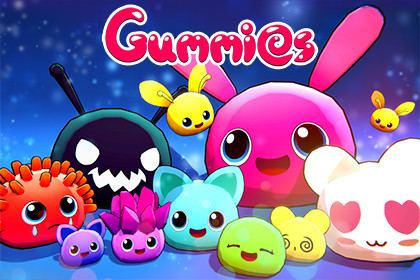 GUMMIES - Toon Animated Character Constructor
