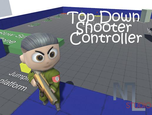 Top Down Shooter Controller