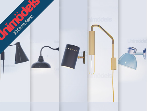 Unimodels Lamps Vol. 4
