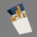 Low Poly Cigarettes