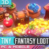 Tiny Fantasy Loot