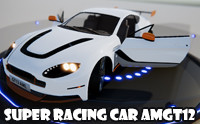 Super Racing Car AMGT12