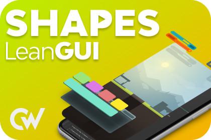 Lean GUI Shapes