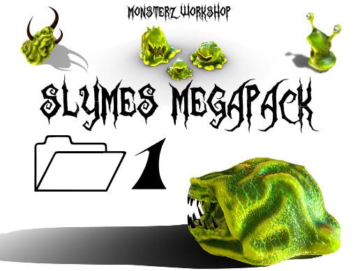 Slymes MegaPack 1