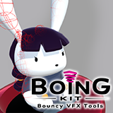 Boing Kit: Dynamic Bouncy Bones, Grass, Water, and More