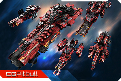 Heavy Spaceships #02