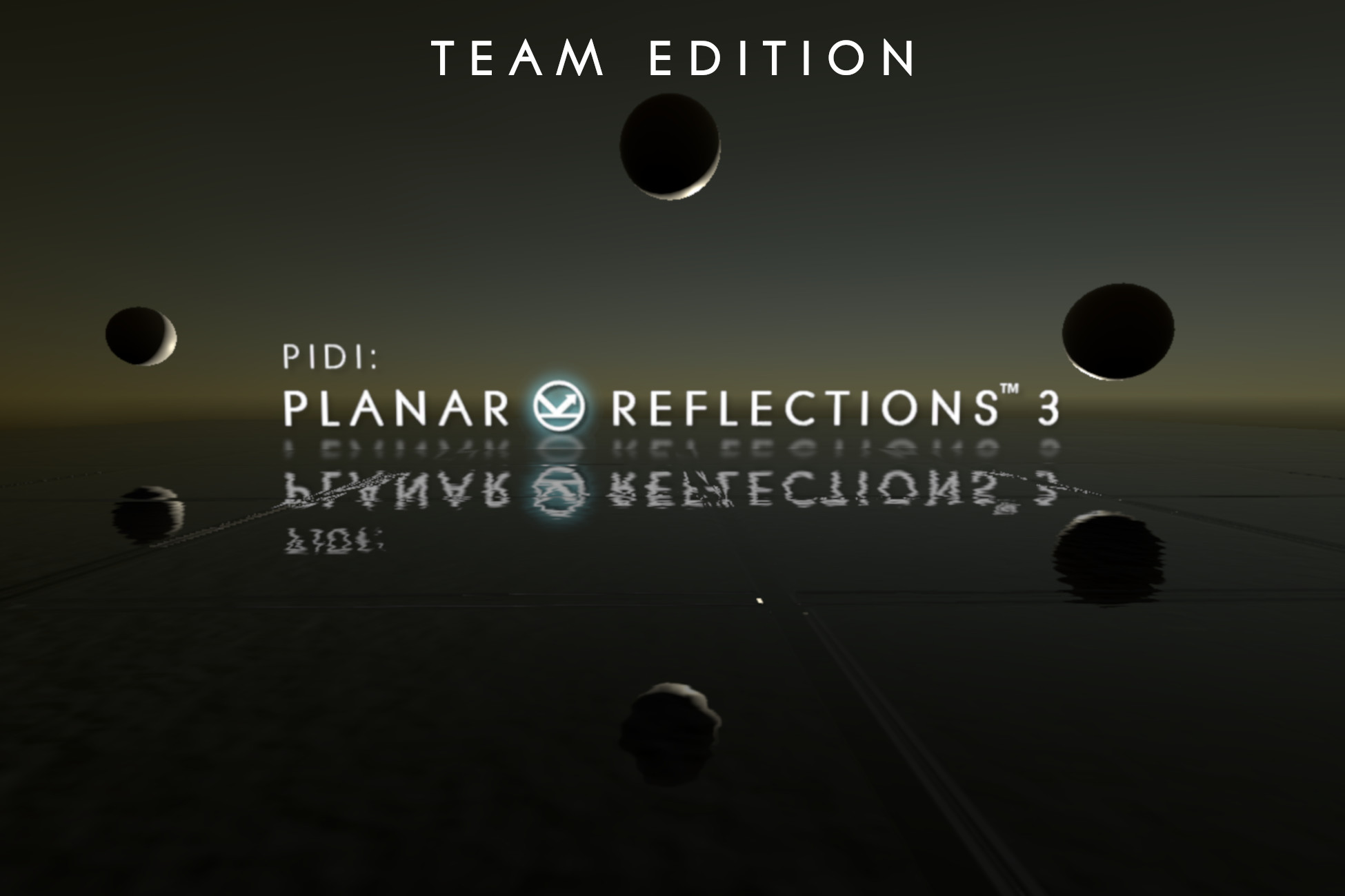 PIDI : Planar Reflections 3 - Team Edition