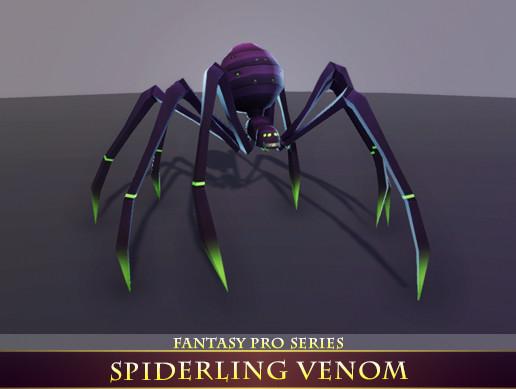 Spiderling Venom
