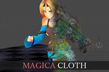 Magica Cloth