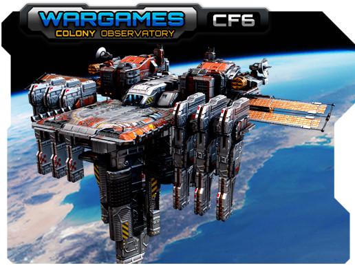 Colony Observatory Platform CF6