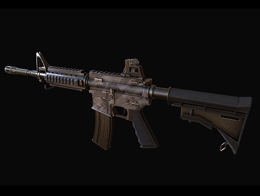 M4A1 FPS - Modern Weapons