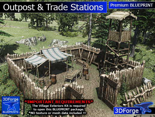Outpost & Trade Stations