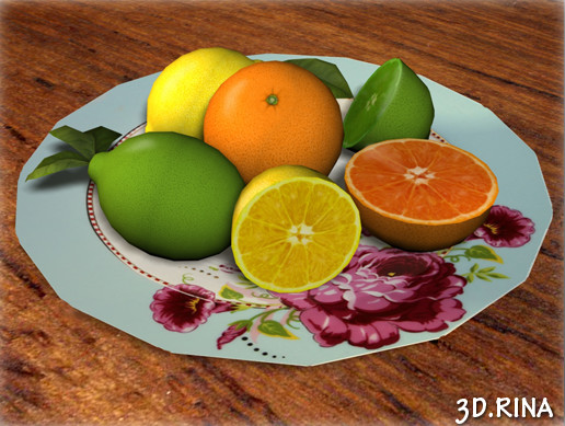 Citrus Fruits Pack