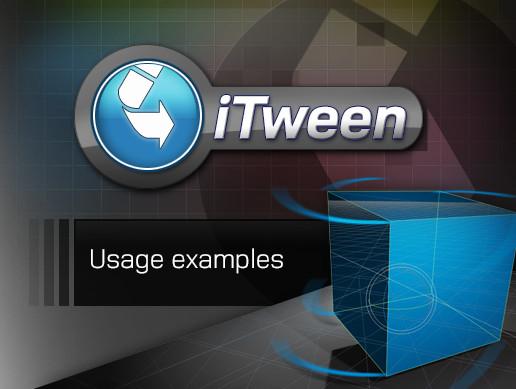 iTween Examples - Asset Store