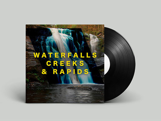 Waterfalls Creeks and Rapids