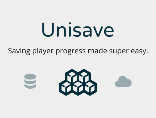 Unisave - Easy cloud and local player progress saving [Pre-release]