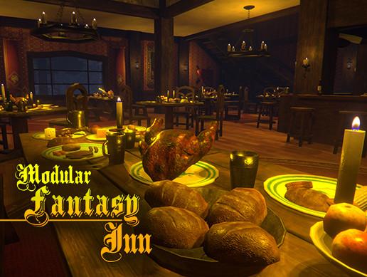 Modular Fantasy Inn