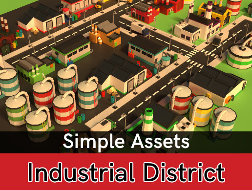 Simple Industrial District