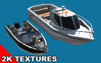 HQ Motorboats