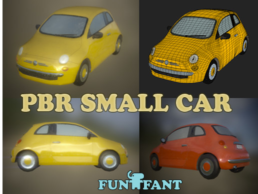 Small Car with controller