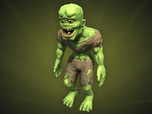 Ghoul Peon