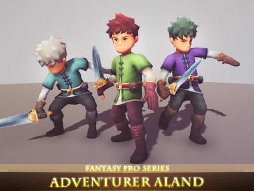 Adventurer Aland