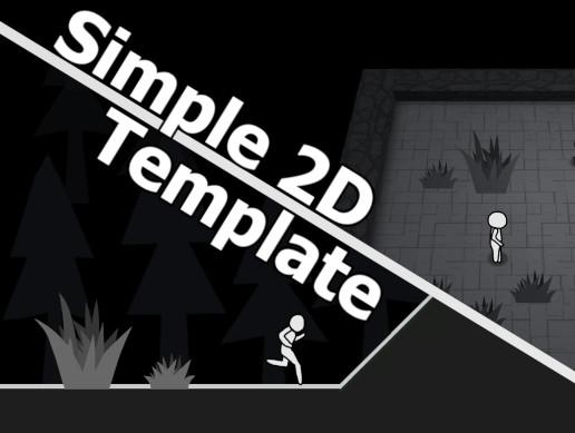 Simple 2D Template