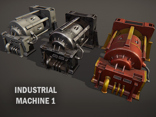 Industrial machine1