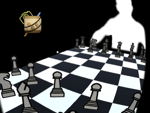 VR Chess Static for Cardboard