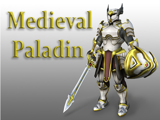 Medieval Paladin Pack