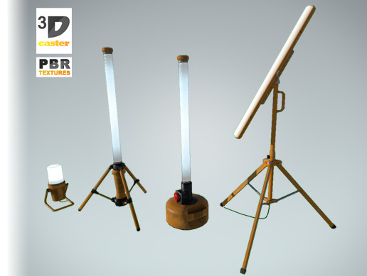 Working Lamps Set