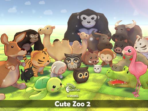 Cute Zoo 2