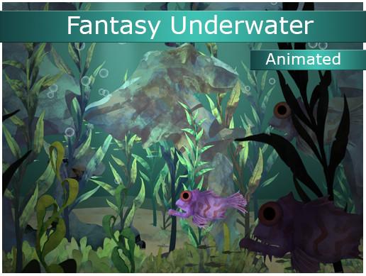 Fantasy Underwater