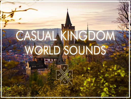 Casual Kingdom World Sounds - SoundFXs