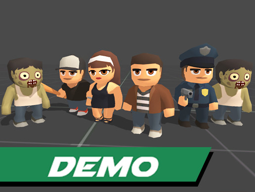 Toony Tiny People Demo