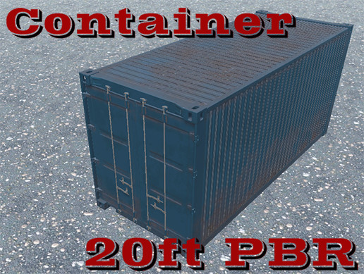 Container 20ft PBR