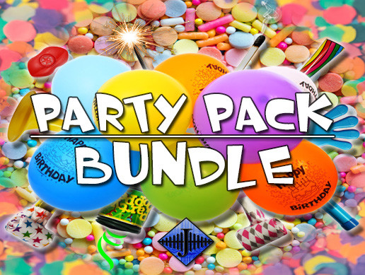 Party Pack (Free Sample Pack)